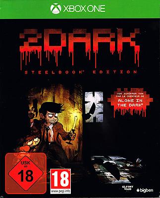 Einfach und sicher online bestellen: 2Dark Limited Steelbook Edition in Österreich kaufen.