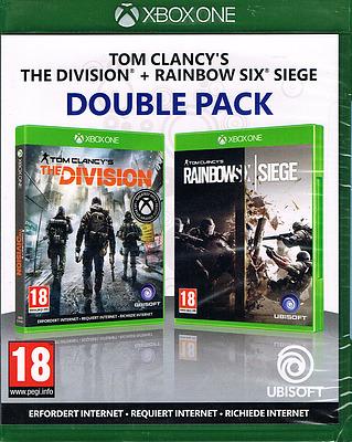Einfach und sicher online bestellen: 2 in 1 Pack Rainbow Six Siege + Division in Österreich kaufen.