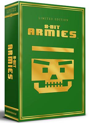 Einfach und sicher online bestellen: 8 Bit Armies Limited Edition in Österreich kaufen.