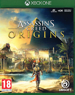 Einfach und sicher online bestellen: Assassin's Creed: Origins (AT) in Österreich kaufen.