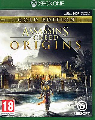 Einfach und sicher online bestellen: Assassin's Creed: Origins Gold Edition + DLC (AT) in Österreich kaufen.