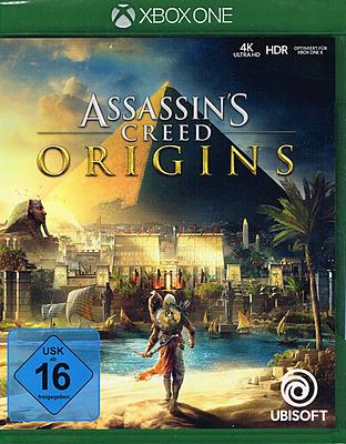 Einfach und sicher online bestellen: Assassin's Creed: Origins in Österreich kaufen.