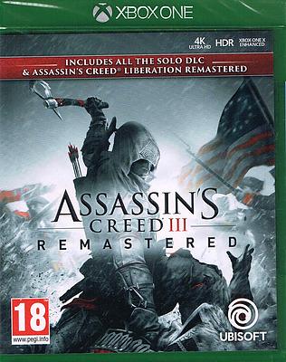 Einfach und sicher online bestellen: Assassins Creed 3 Remastered in Österreich kaufen.