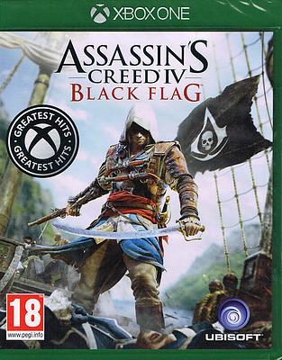 Einfach und sicher online bestellen: Assassins Creed 4 Black Flag (EU-Import) in Österreich kaufen.