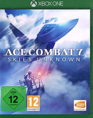 Einfach und sicher online bestellen: Ace Combat 7: Skies Unknown + 5 DLCs (AT-PEGI) in Österreich kaufen.