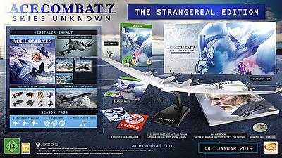 Einfach und sicher online bestellen: Ace Combat 7: Skies Unknown Collectors Edition in Österreich kaufen.