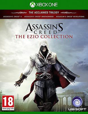 Einfach und sicher online bestellen: Assassin's Creed: The Ezio Collection (PEGI) in Österreich kaufen.