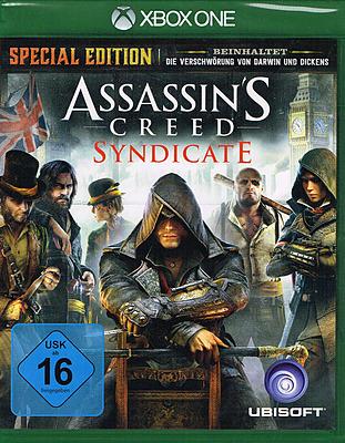 Einfach und sicher online bestellen: Assassin's Creed Syndicate Special Edition in Österreich kaufen.