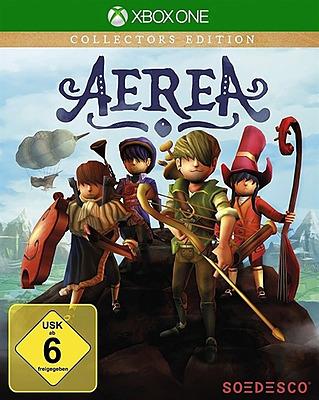 Einfach und sicher online bestellen: Aerea - Collector's Edition in Österreich kaufen.