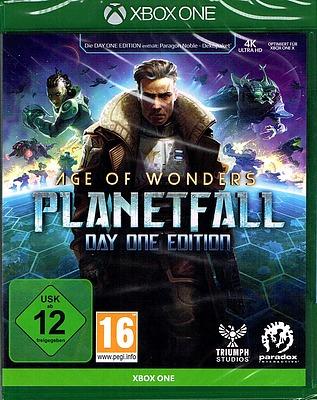 Einfach und sicher online bestellen: Age of Wonders: Planetfall Day One Edition in Österreich kaufen.