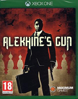 Einfach und sicher online bestellen: Alekhine's Gun (Englisch) in Österreich kaufen.
