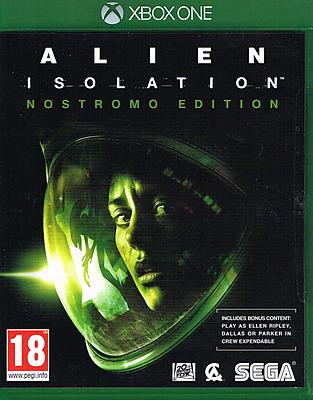 Einfach und sicher online bestellen: Alien: Isolation Nostromo Edition (EU-Import) in Österreich kaufen.