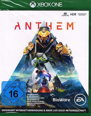 Einfach und sicher online bestellen: Anthem + 4 DLCs (AT-PEGI) in Österreich kaufen.
