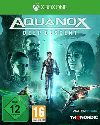 Einfach und sicher online bestellen: Aquanox: Deep Descent in Österreich kaufen.