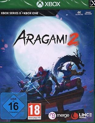 Einfach und sicher online bestellen: Aragami 2 in Österreich kaufen.