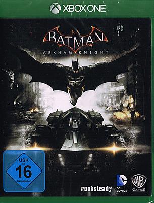 Einfach und sicher online bestellen: Batman: Arkham Knight in Österreich kaufen.