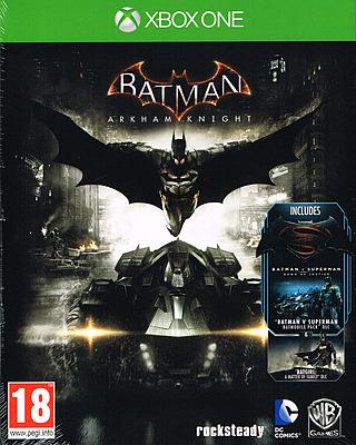 Einfach und sicher online bestellen: Batman: Arkham Knight Sonder Edition in Österreich kaufen.