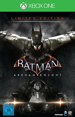 Einfach und sicher online bestellen: Batman: Arkham Knight Limited Edition (AT-PEGI) in Österreich kaufen.