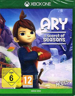 Einfach und sicher online bestellen: Ary and the Secret of Seasons in Österreich kaufen.
