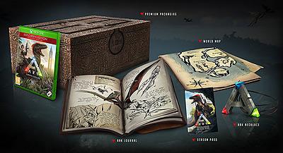 Einfach und sicher online bestellen: ARK: Survival Evolved Collectors's Edition (EU) in Österreich kaufen.