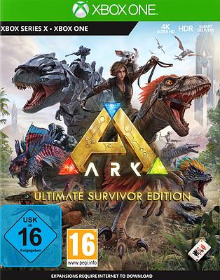 Einfach und sicher online bestellen: ARK: Ultimate Survivor Edition in Österreich kaufen.