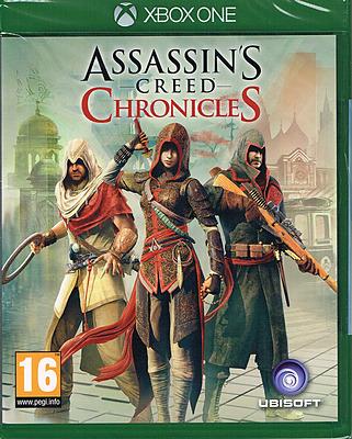 Einfach und sicher online bestellen: Assassin's Creed Chronicles (EU-Import) in Österreich kaufen.