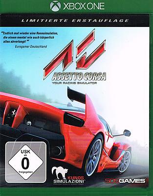 Einfach und sicher online bestellen: Assetto Corsa Limitierte Erstauflage + 9 DLCs in Österreich kaufen.