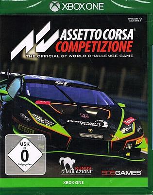 Einfach und sicher online bestellen: Assetto Corsa Competizione + 4 DLCs in Österreich kaufen.