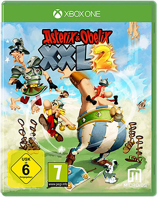 Einfach und sicher online bestellen: Asterix & Obelix XXL2 in Österreich kaufen.