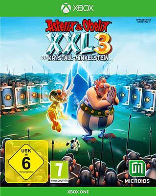 Einfach und sicher online bestellen: Asterix & Obelix XXL3 in Österreich kaufen.