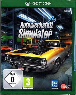 Einfach und sicher online bestellen: Autowerkstatt Simulator in Österreich kaufen.