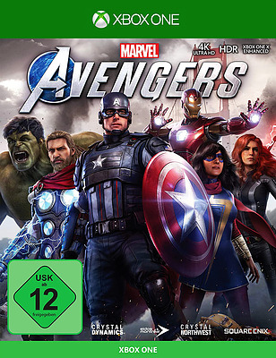 Einfach und sicher online bestellen: Marvel's Avengers + Beta Key (AT-PEGI) in Österreich kaufen.