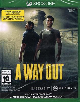 Einfach und sicher online bestellen: A Way Out (US-Import) in Österreich kaufen.