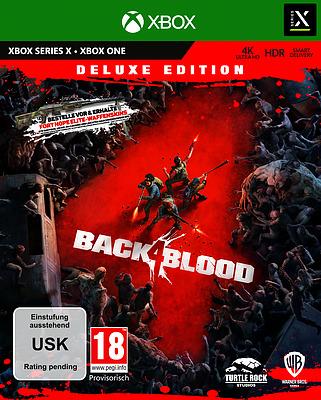 Einfach und sicher online bestellen: Back 4 Blood Deluxe Edition + 3 Boni (AT-PEGI) in Österreich kaufen.