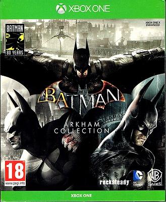 Einfach und sicher online bestellen: Batman Arkham Collection (PEGI) in Österreich kaufen.