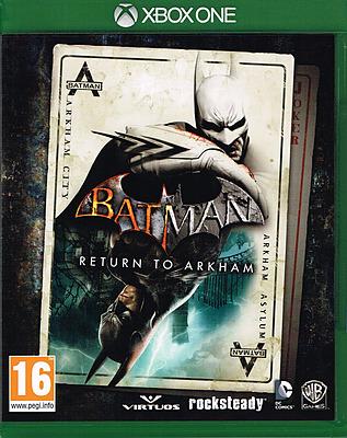 Einfach und sicher online bestellen: Batman: Return to Arkham (AT-PEGI) in Österreich kaufen.