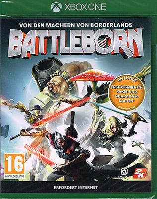 Einfach und sicher online bestellen: Battleborn in Österreich kaufen.