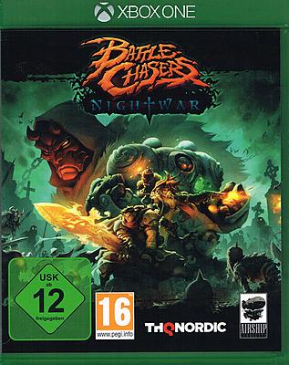 Einfach und sicher online bestellen: Battle Chasers: Nightwar in Österreich kaufen.