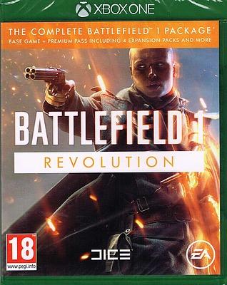 Einfach und sicher online bestellen: Battlefield 1 Revolution Edition (PEGI) in Österreich kaufen.