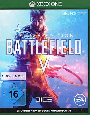 Einfach und sicher online bestellen: Battlefield V Deluxe Edition (AT-PEGI) in Österreich kaufen.