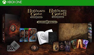 Einfach und sicher online bestellen: Baldur's Gate 1+2 Enhanced Edition Collectors in Österreich kaufen.