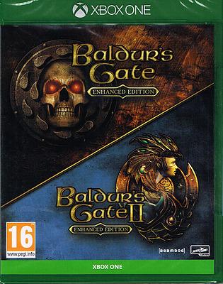 Einfach und sicher online bestellen: Baldur's Gate 1+2 Enhanced Edition (PEGI) in Österreich kaufen.