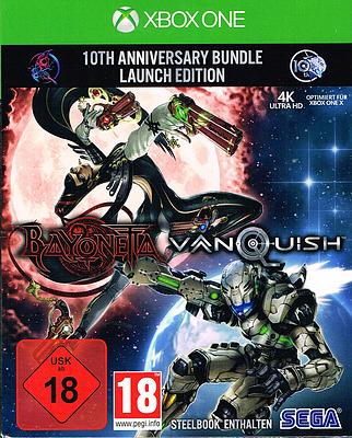 Einfach und sicher online bestellen: Bayonetta & Vanquish 10th Anniversary Bundle in Österreich kaufen.