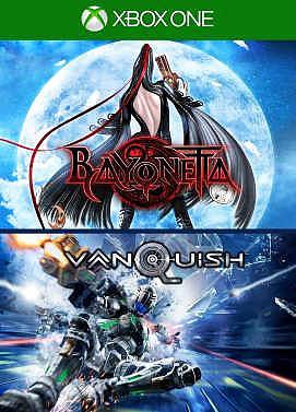 Einfach und sicher online bestellen: Bayonetta & Vanquish Bundle in Österreich kaufen.