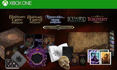 Einfach und sicher online bestellen: Beamdog Ultimate Enhanced Edition Collectors in Österreich kaufen.