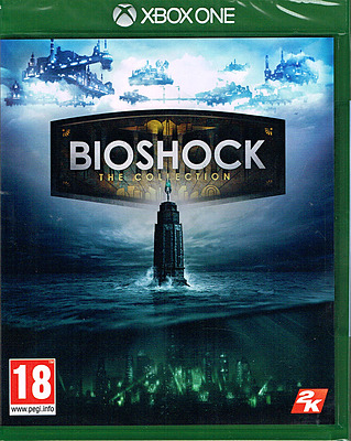 Einfach und sicher online bestellen: Bioshock: The Collection + 8 DLCs (AT-PEGI) in Österreich kaufen.