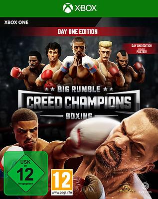 Einfach und sicher online bestellen: Big Rumble Boxing: Creed Champions DayOne Edition in Österreich kaufen.