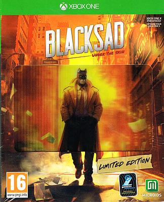 Einfach und sicher online bestellen: Blacksad: Under the Skin Limited Edition (PEGI) in Österreich kaufen.
