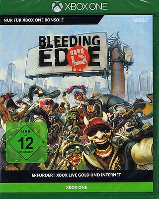 Einfach und sicher online bestellen: Bleeding Edge in Österreich kaufen.