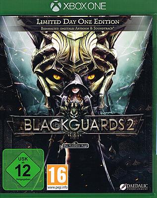Einfach und sicher online bestellen: Blackguards 2 in Österreich kaufen.